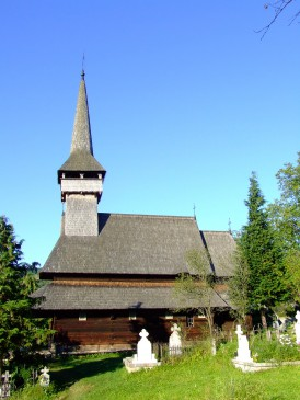 Poienile Izei Wooden Church