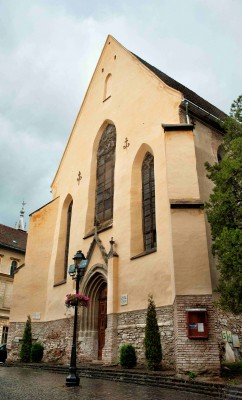 Sighisoara, monastery church