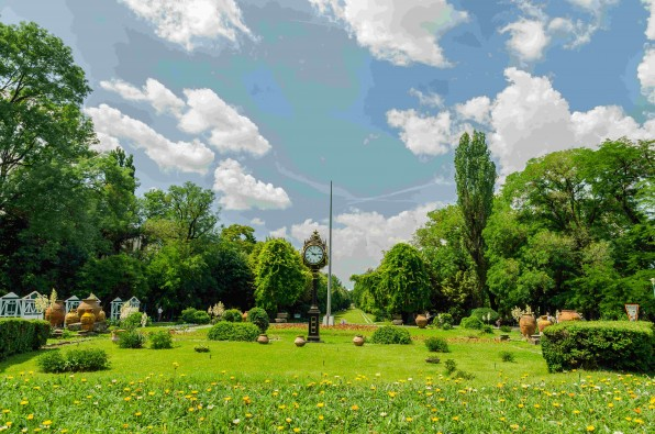 Bucharest - Cismigiu Park