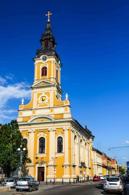 Oradea - Moon Church