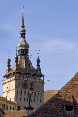 Sighisoara - Clock Tower