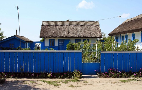 Danube Delta, traditional house