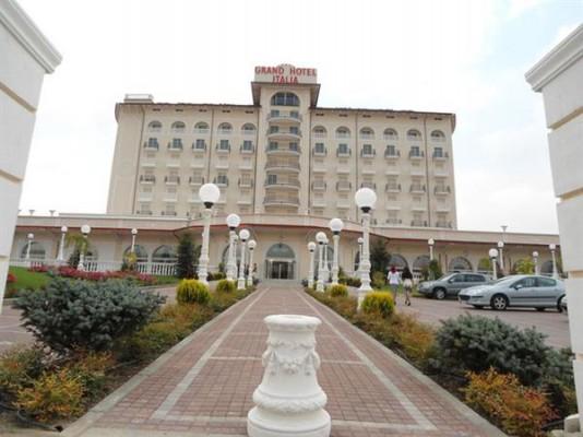 Grand Hotel Italia Cluj Napoca Cluj Romaniaforallcom